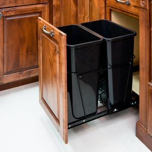 Accessories Trash Can Pullout Wholesale Cabinets